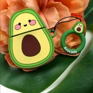 Other - Avocado AirPod covers case